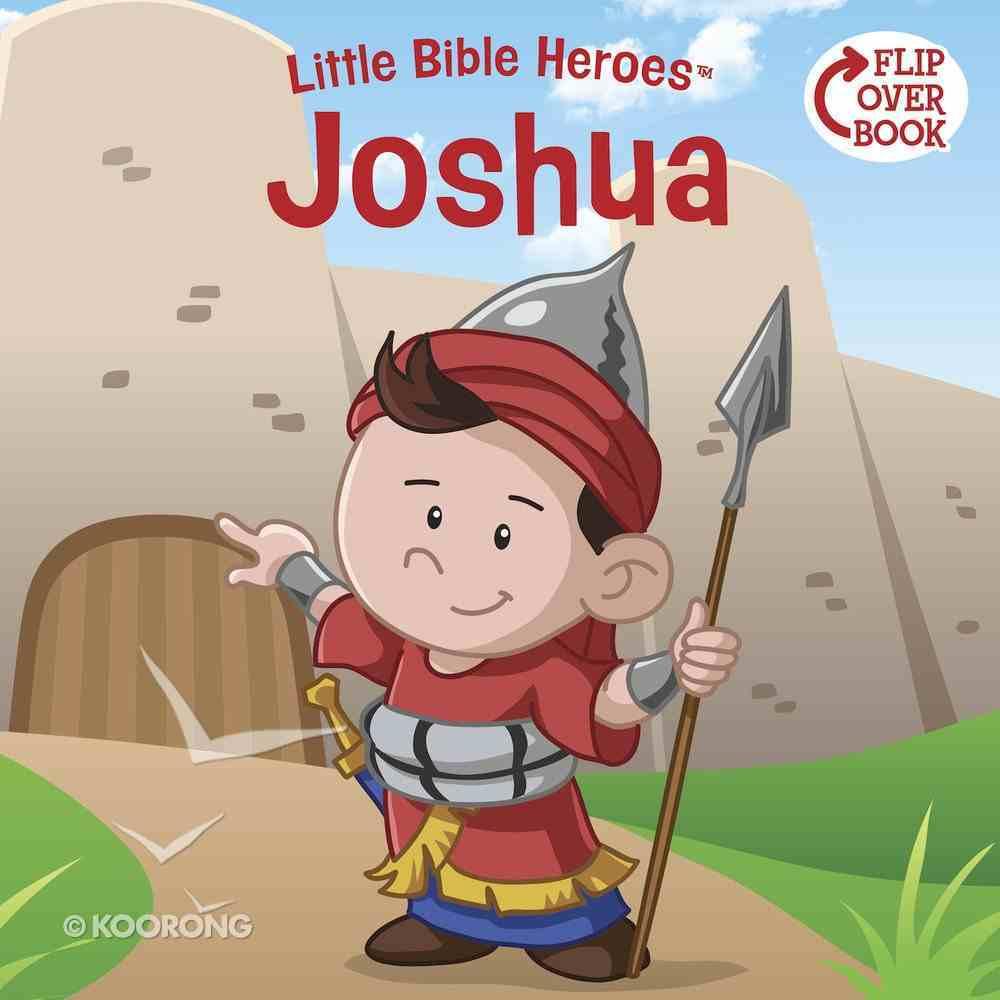 Joshua (Little Bible Heroes Series) eBook