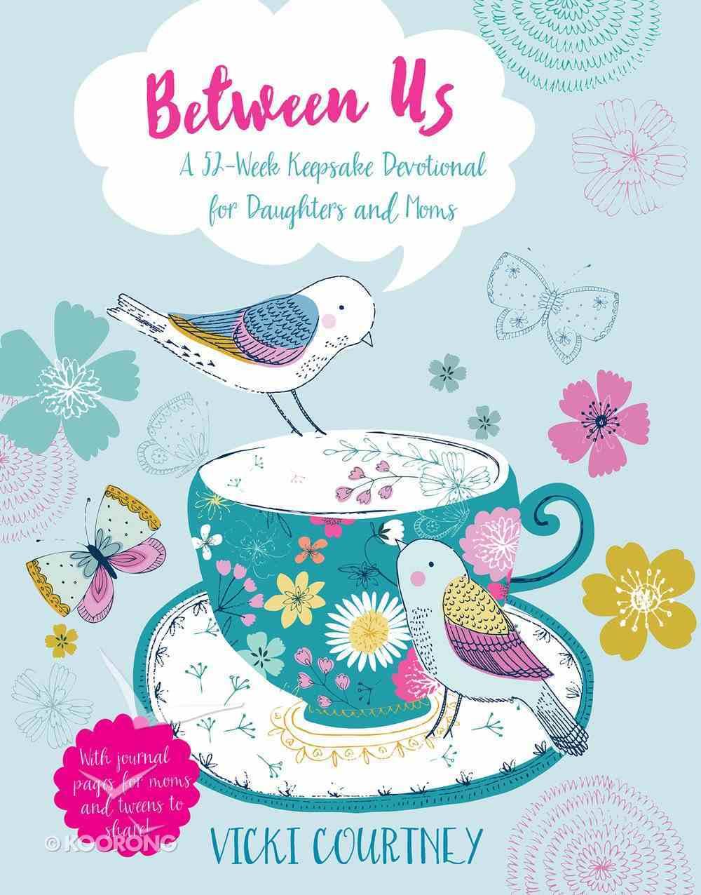 Between Us eBook