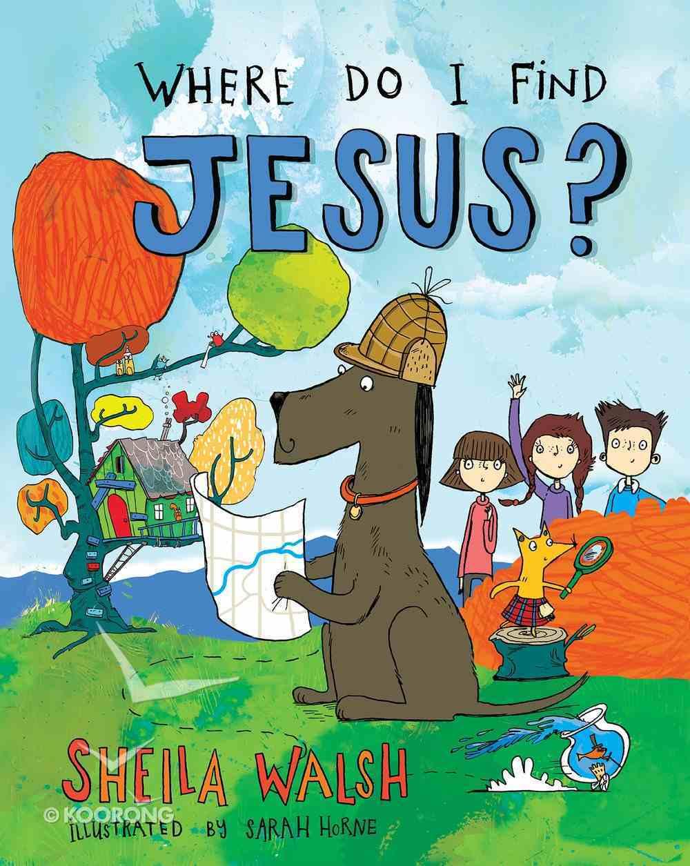 Where Do I Find Jesus? eBook