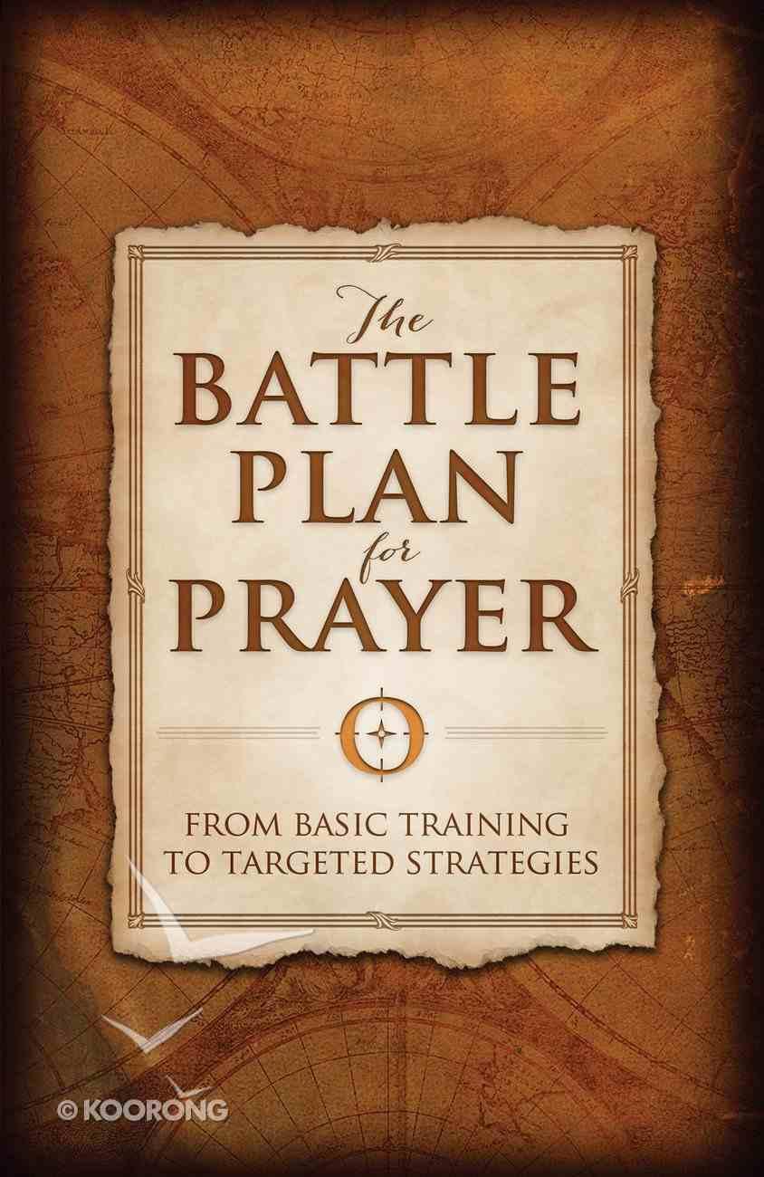 The Battle Plan For Prayer eBook