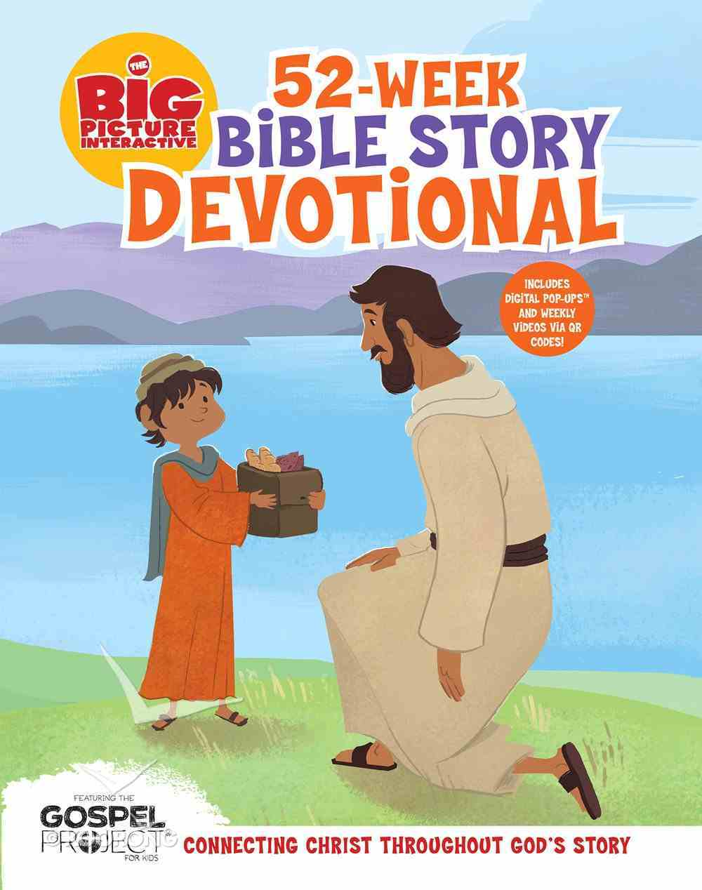 The Big Picture Interactive 52-Week Bible Story Devotional eBook