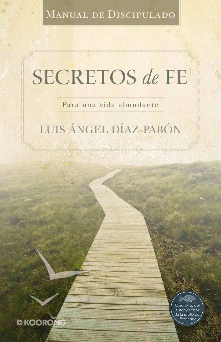 Manual De Discipulado Secretos De Fe eBook