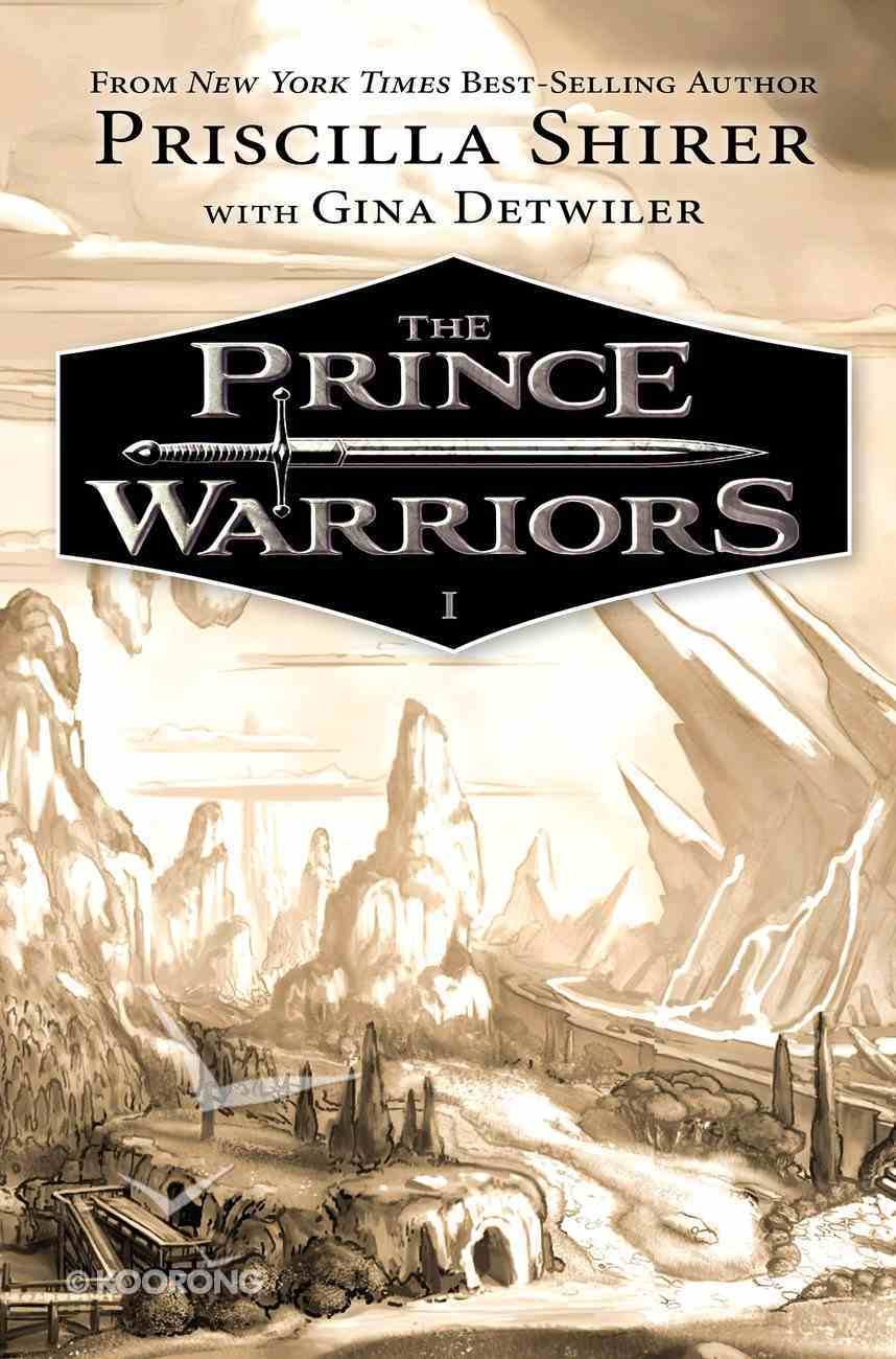 The Prince Warriors (#01 in The Prince Warriors Series) eBook