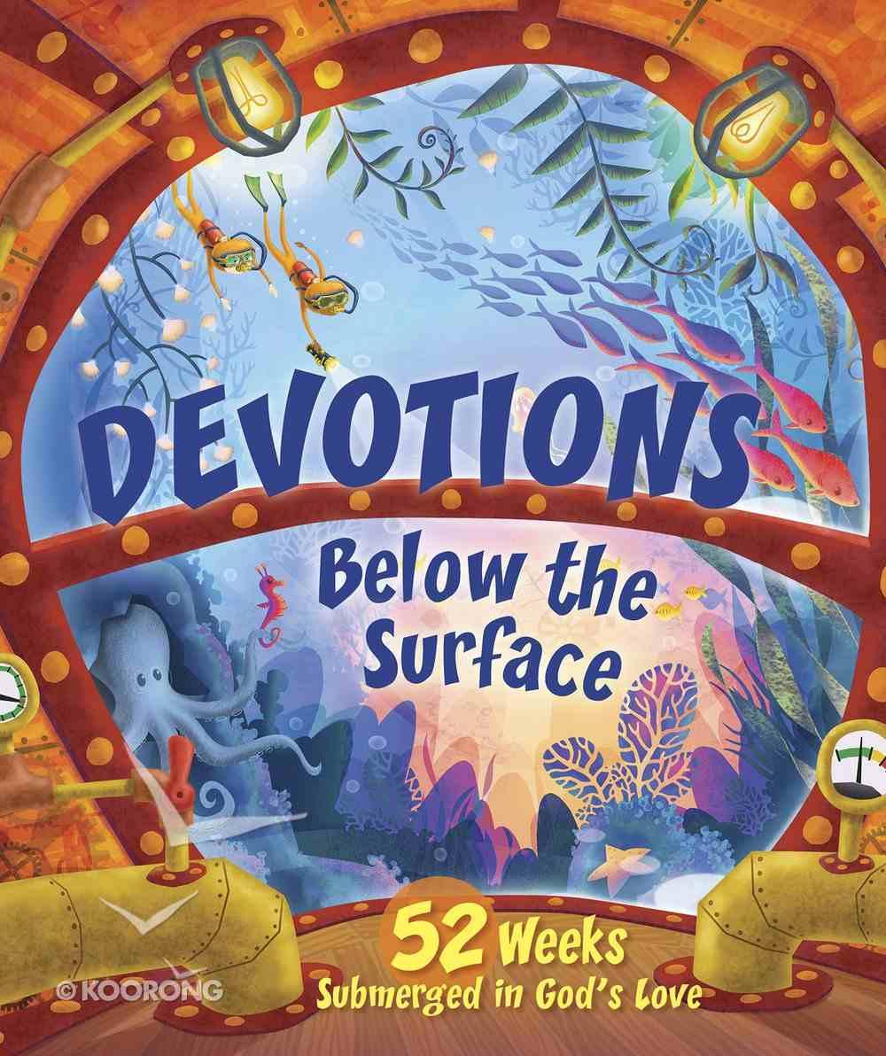 Devotions Below the Surface eBook