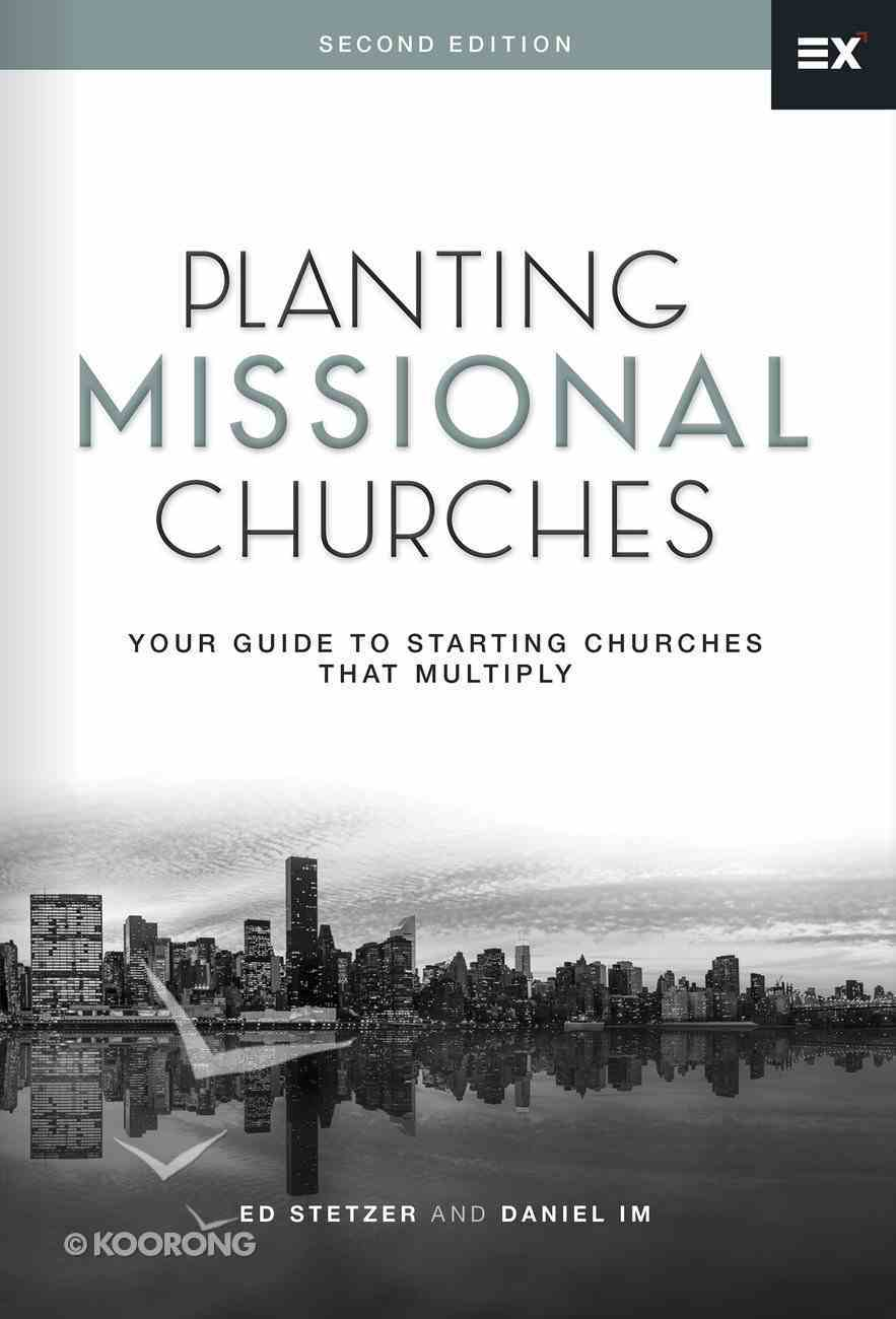 Planting Missional Churches eBook