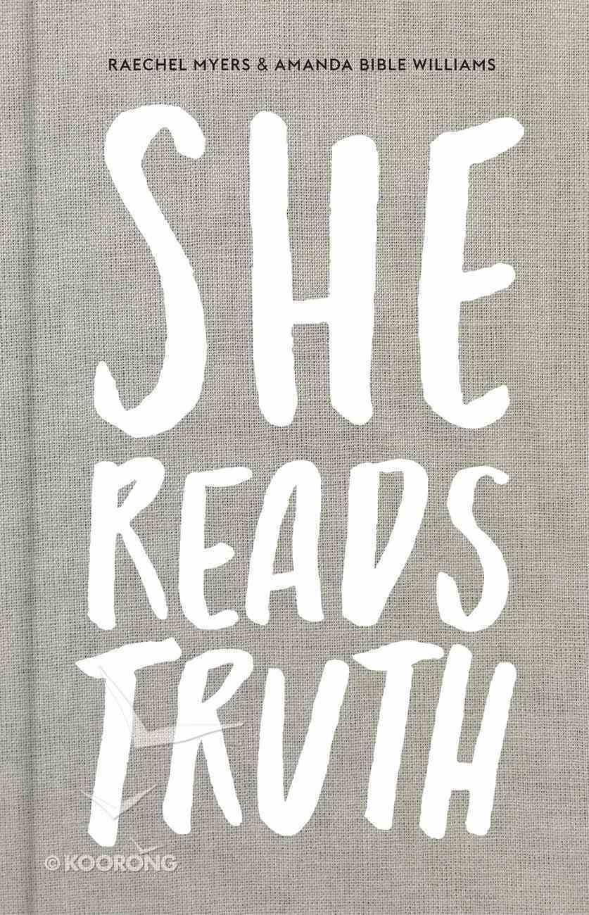 She Reads Truth eBook