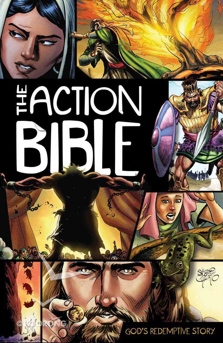 The Action Bible eBook