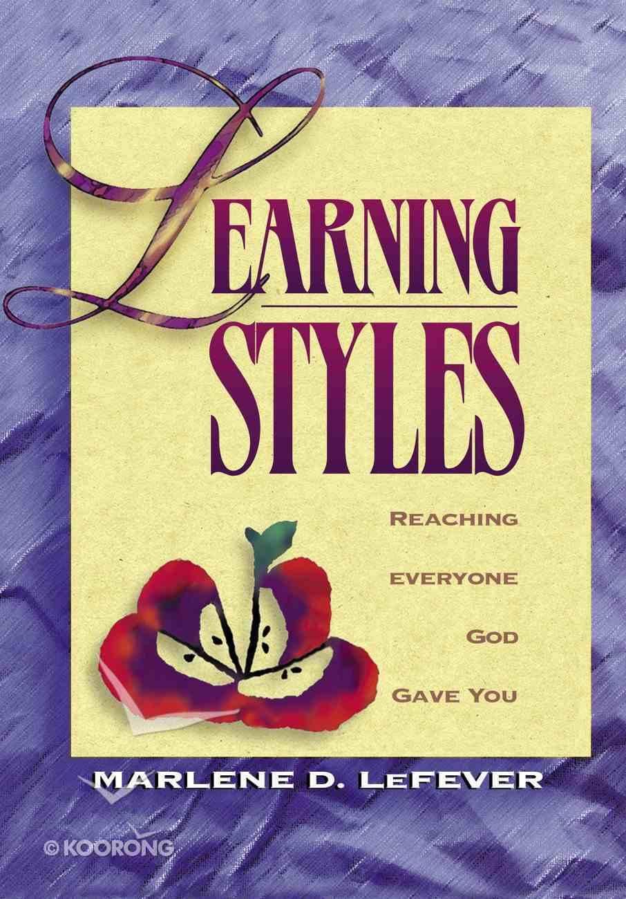 Learning Styles eBook