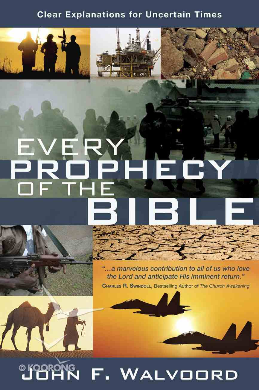 Every Prophecy of the Bible eBook