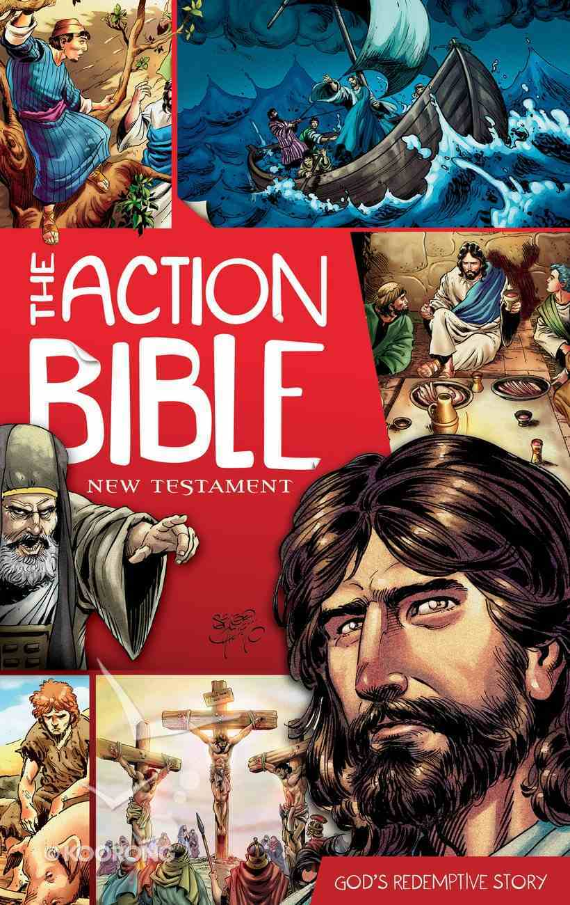 The Action Bible New Testament eBook