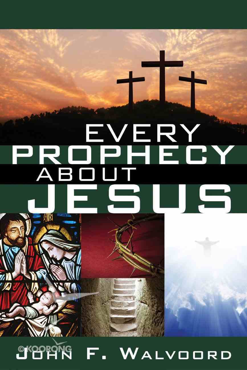 Every Prophecy About Jesus eBook