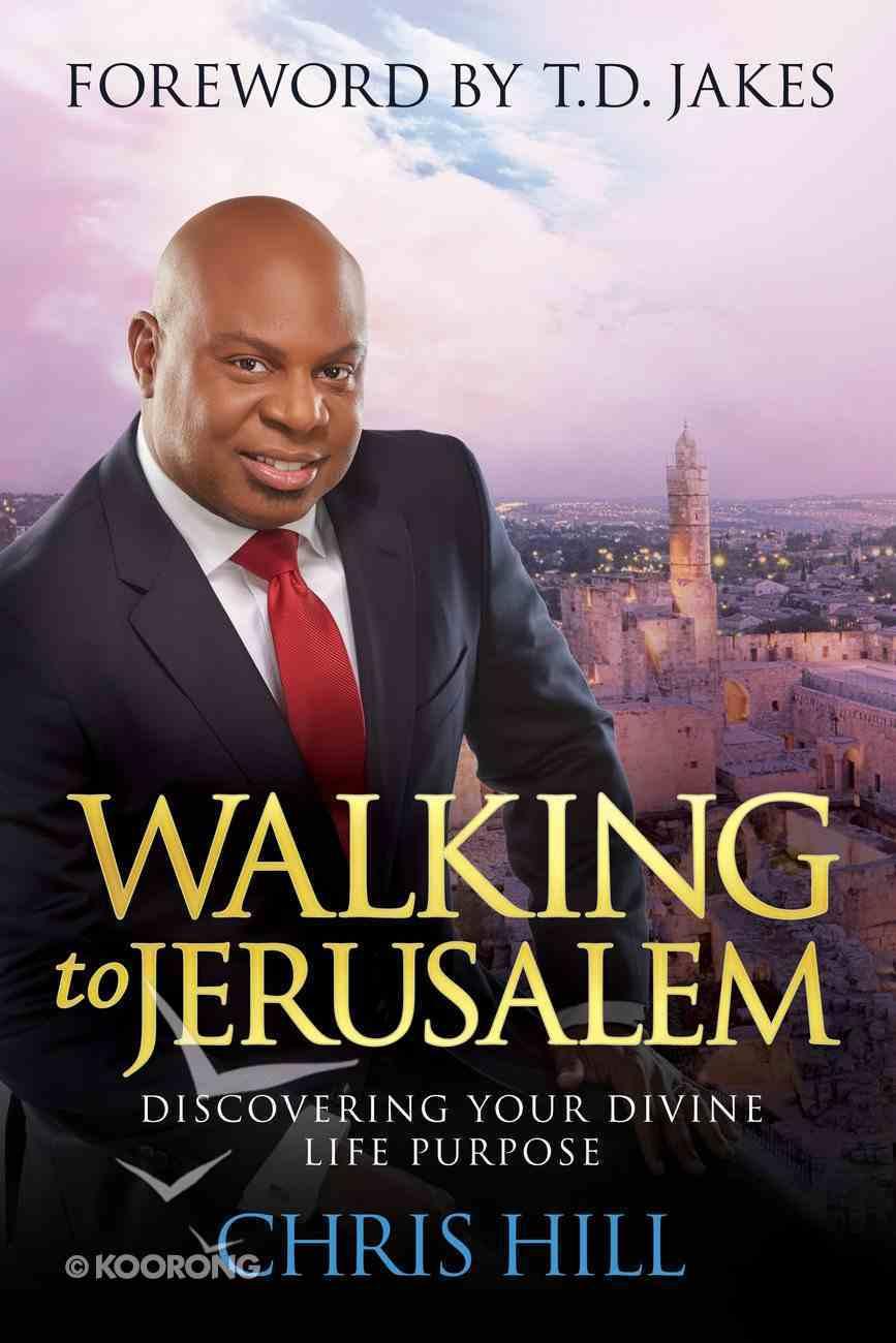Walking to Jerusalem eBook