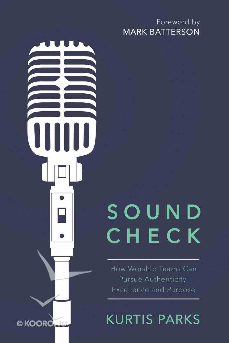 Sound Check eBook