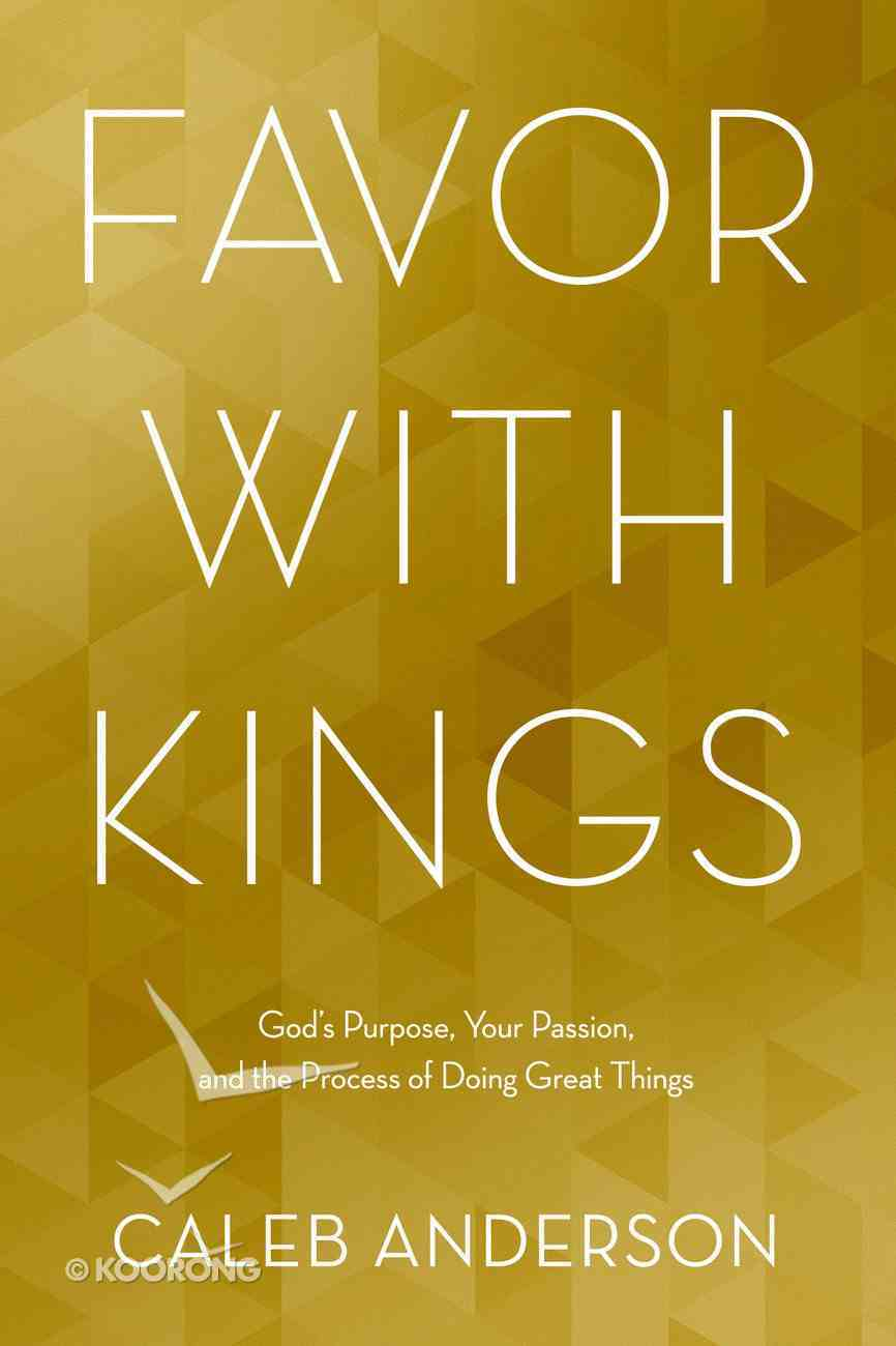 Favor With Kings eBook