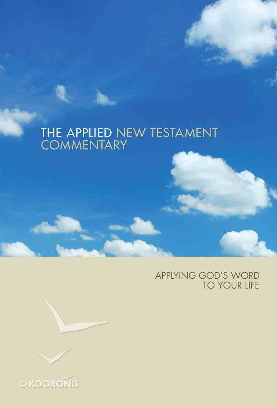 The Applied New Testament Commentary eBook