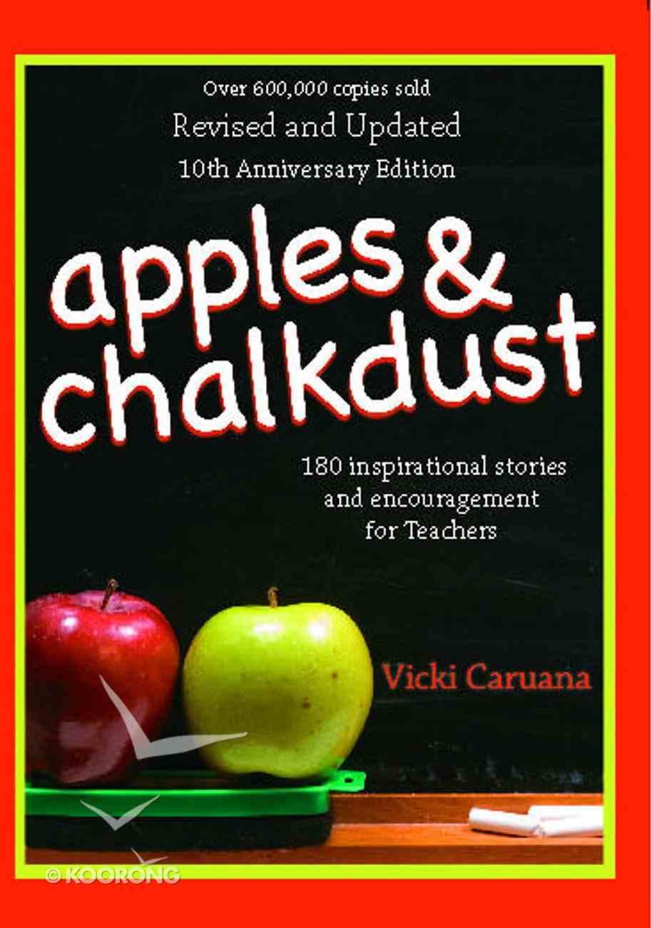Apples & Chalkdust eBook
