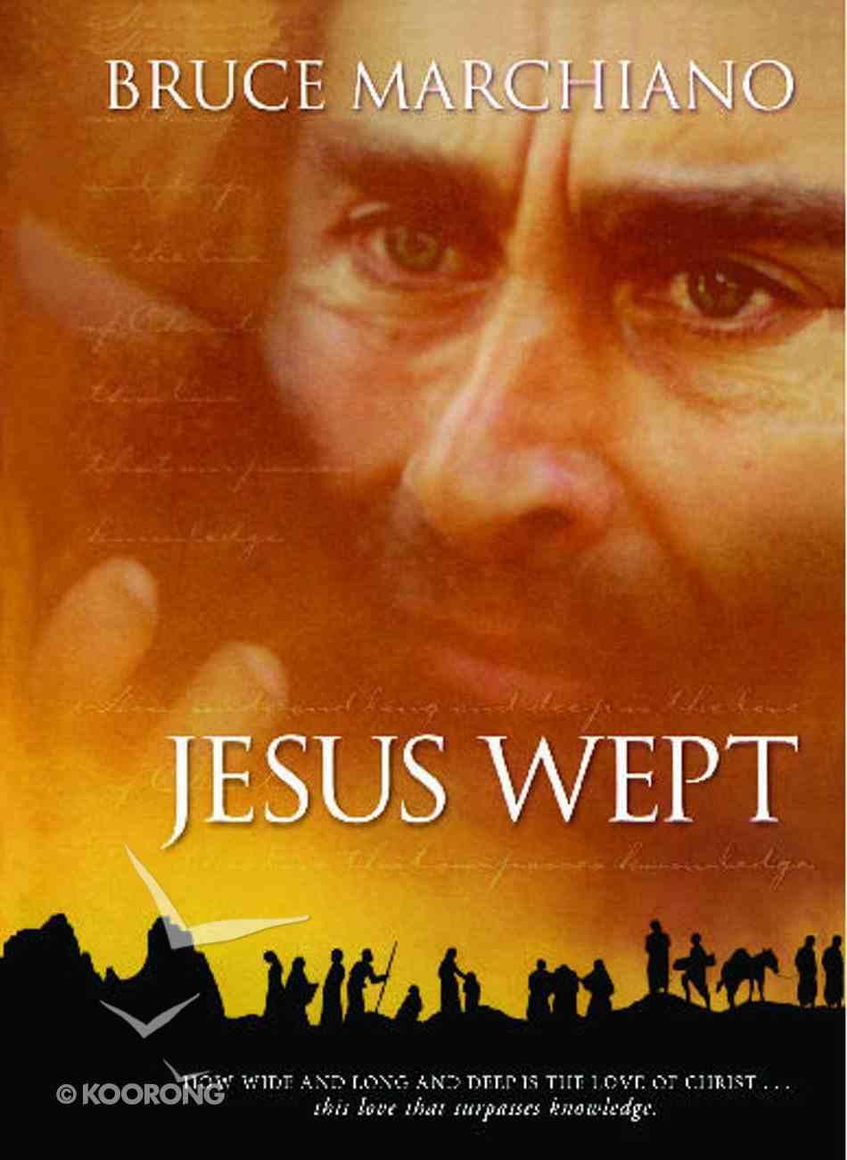 Jesus Wept eBook