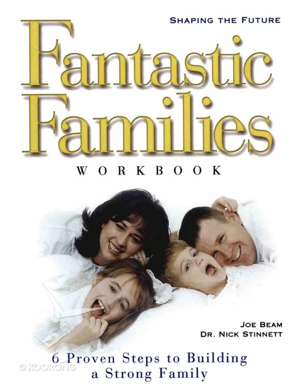 Fantastic Families Work Book eBook