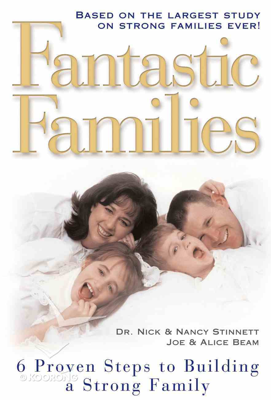 Fantastic Families eBook