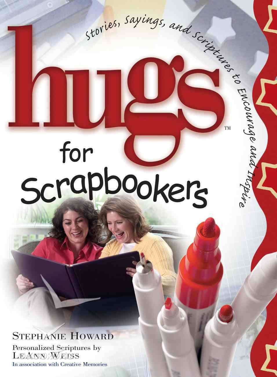 Hugs For Scrapbookers Gift eBook