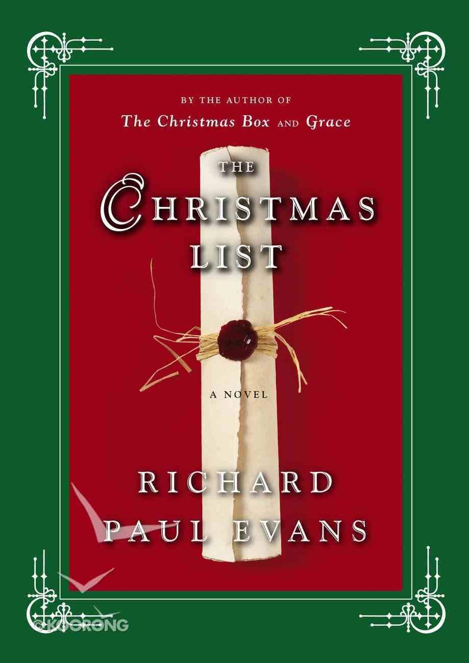 The Christmas List eBook