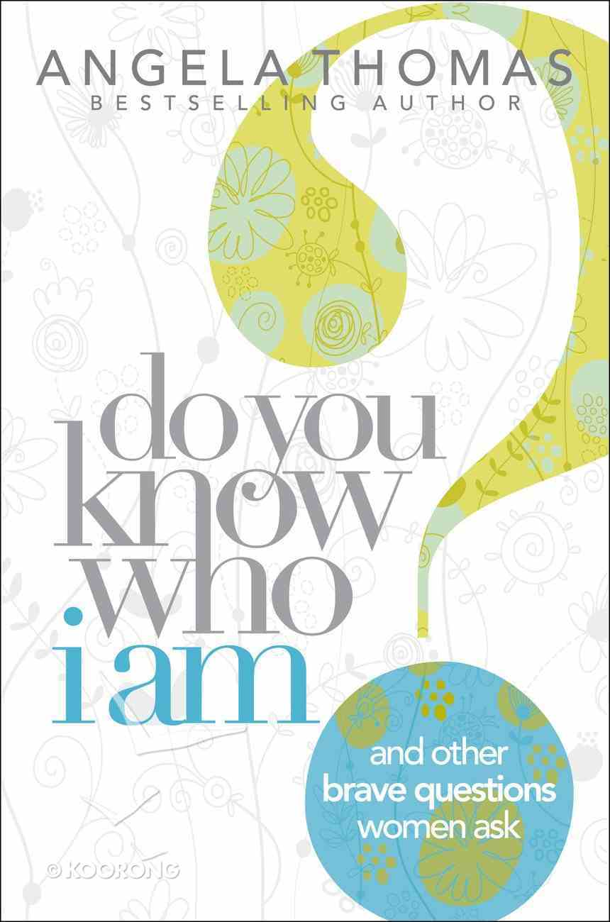 Do You Know Who I Am? eBook