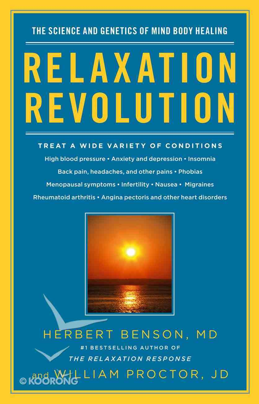 Relaxation Revolution eBook