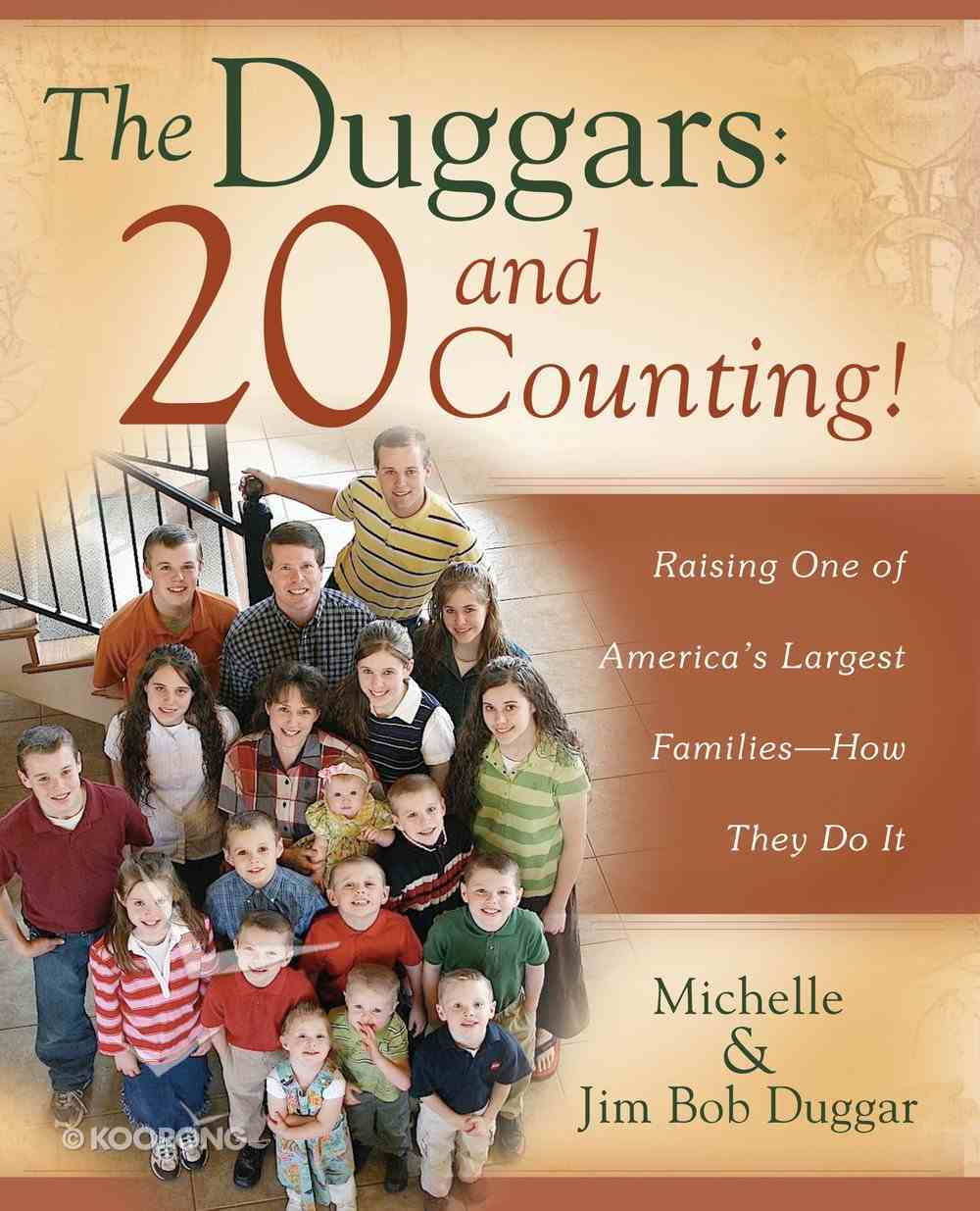 Duggars: The 20 and Counting! eBook