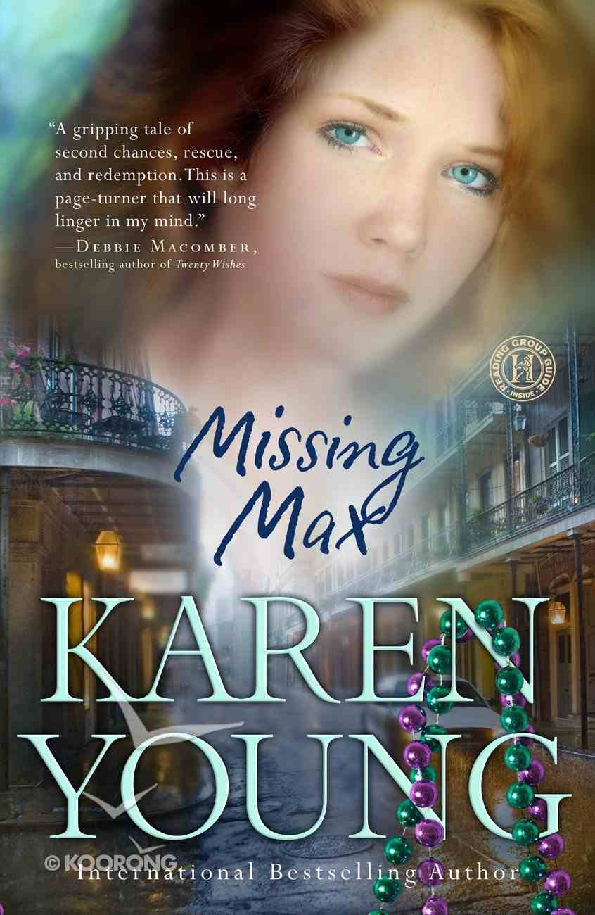 Missing Max eBook