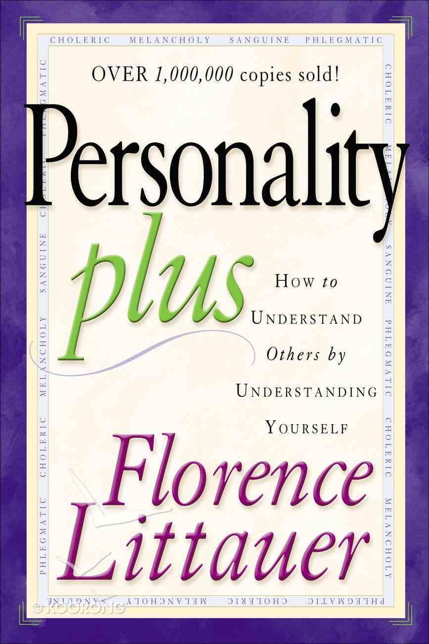 Personality Plus eBook