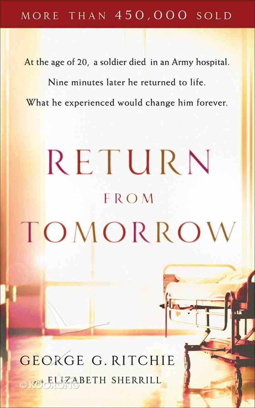 Return From Tomorrow eBook