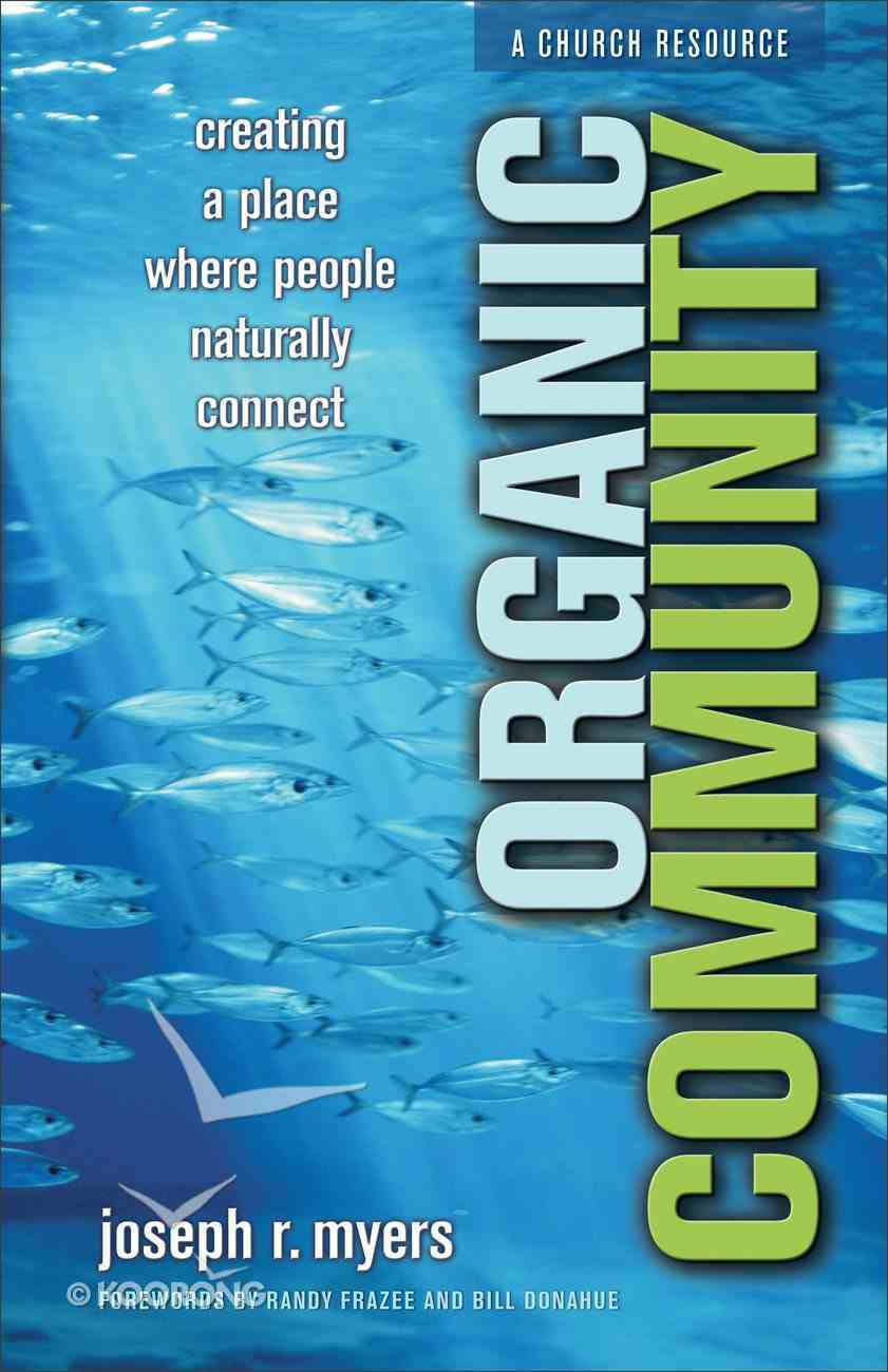 Organic Community eBook