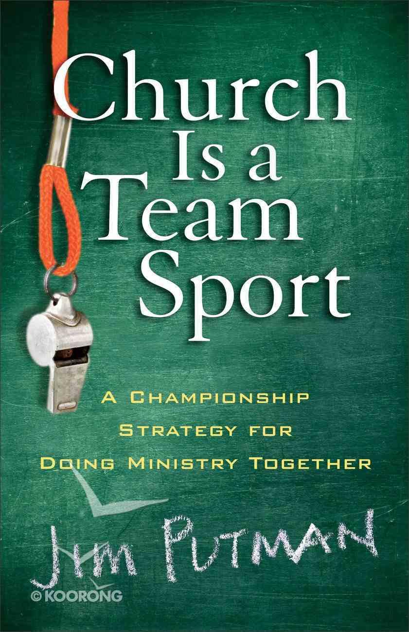 Church is a Team Sport eBook