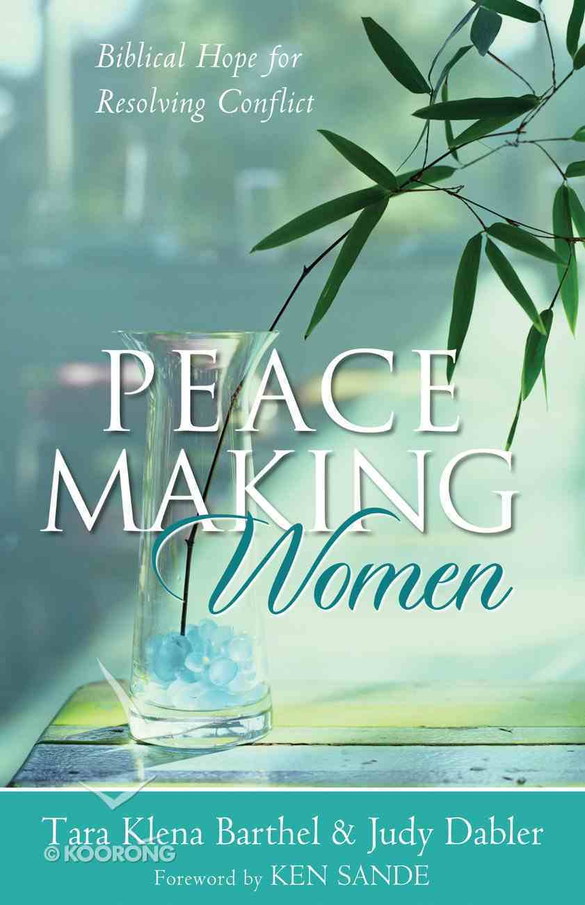 Peacemaking Women eBook