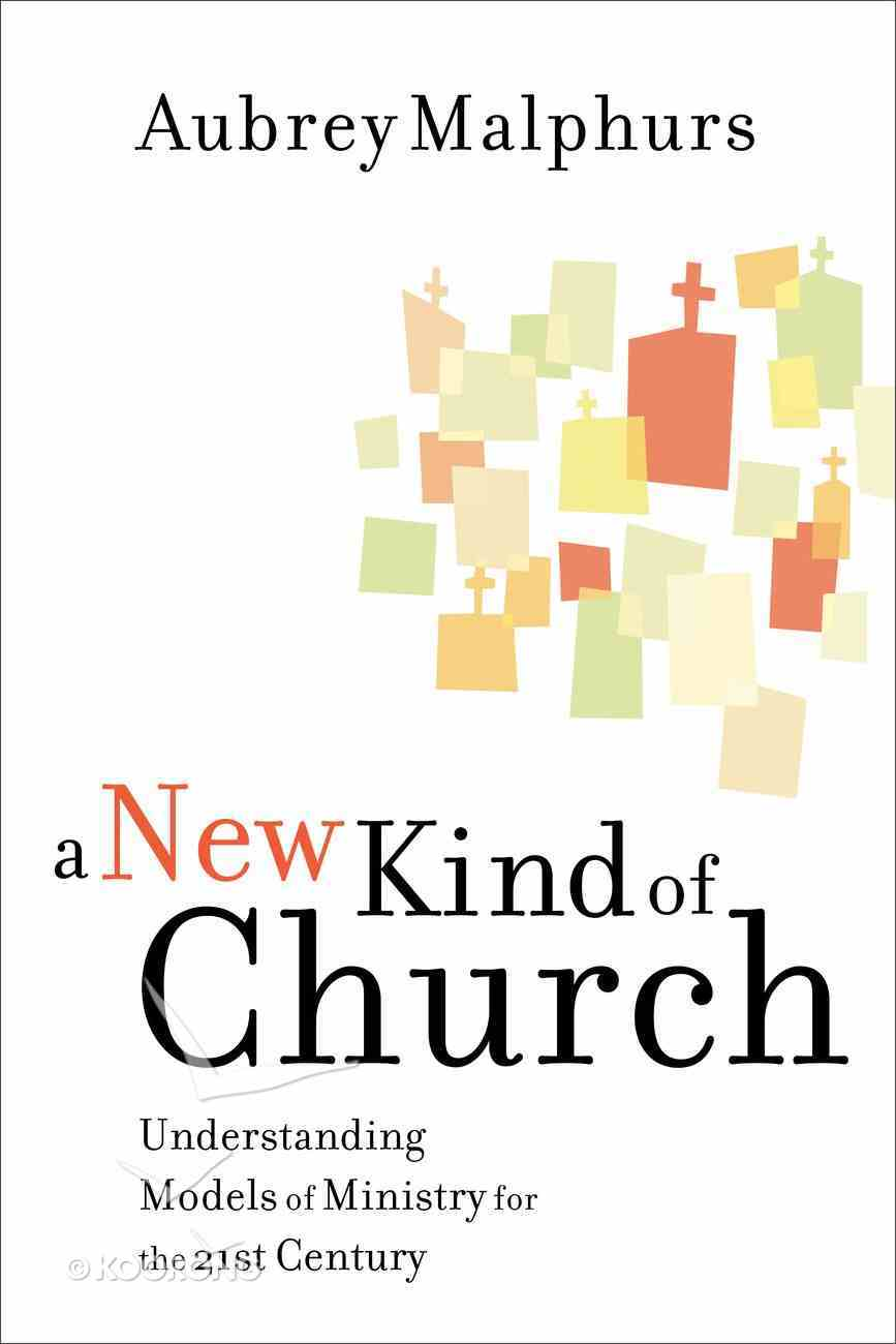 A New Kind of Church eBook