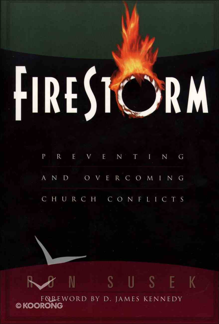Firestorm eBook