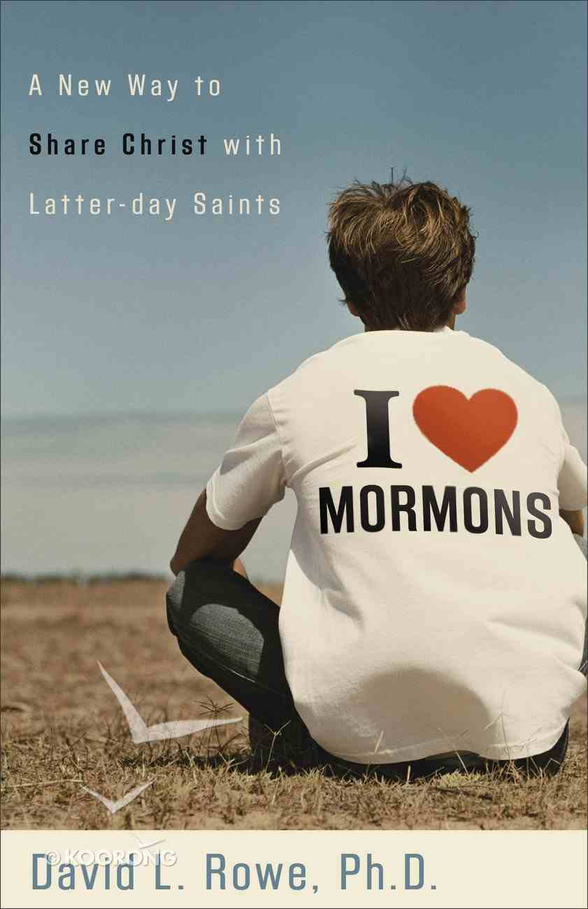 I Love Mormons eBook