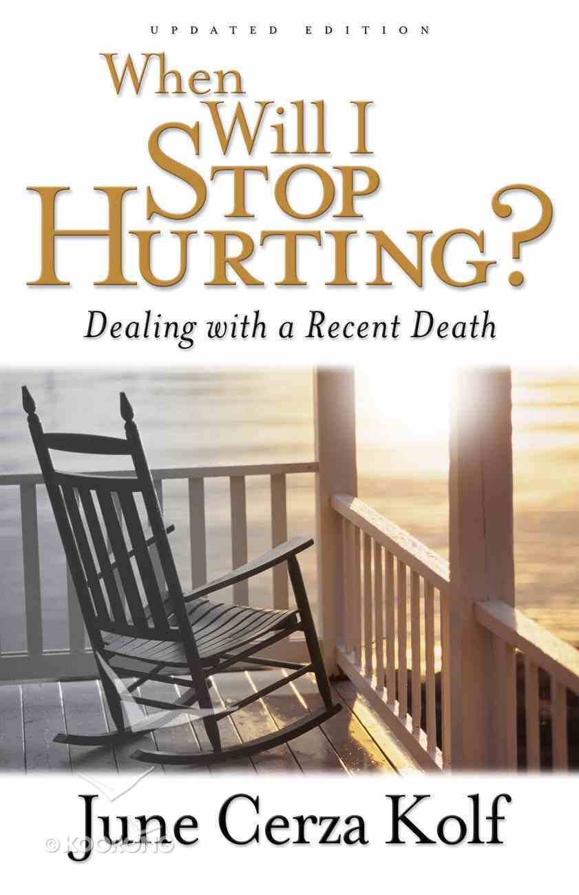 When Will I Stop Hurting? eBook