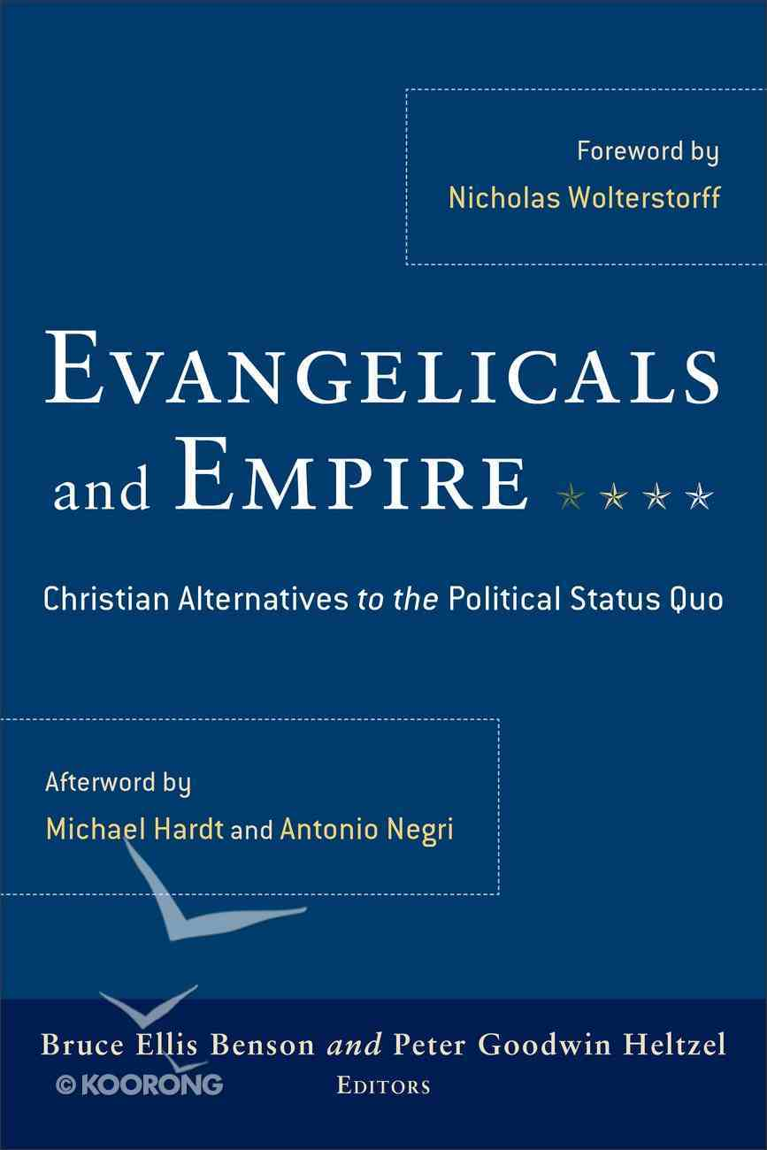 Evangelicals and Empire eBook