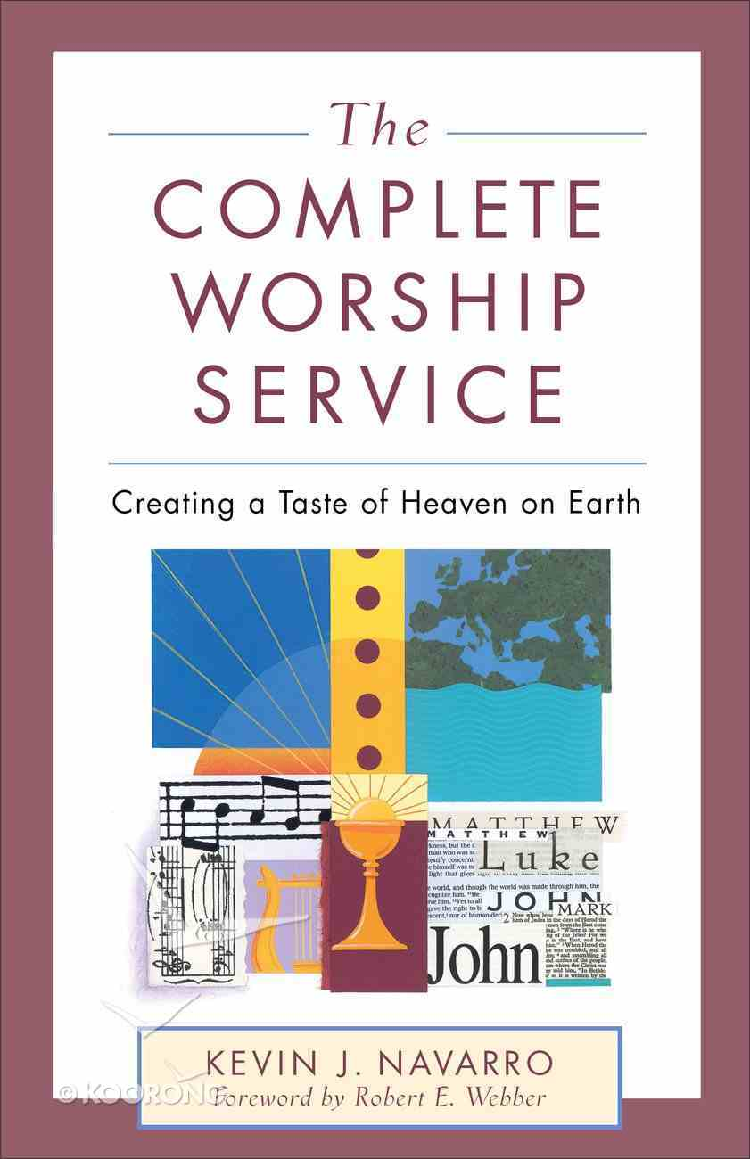 The Complete Worship Leader eBook