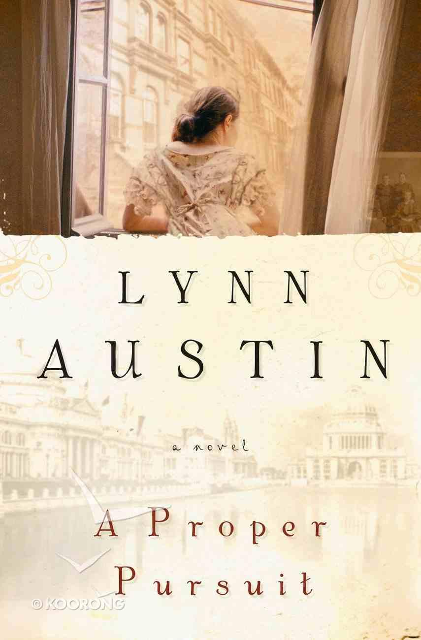 A Proper Pursuit eBook