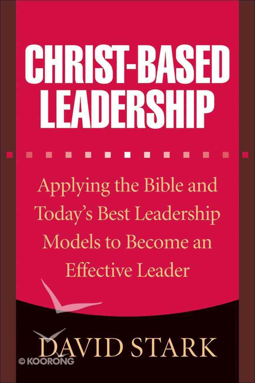 Christ-Based Leadership eBook