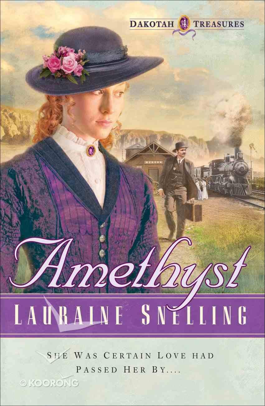 Amethyst (#04 in Dakotah Treasures Series) eBook