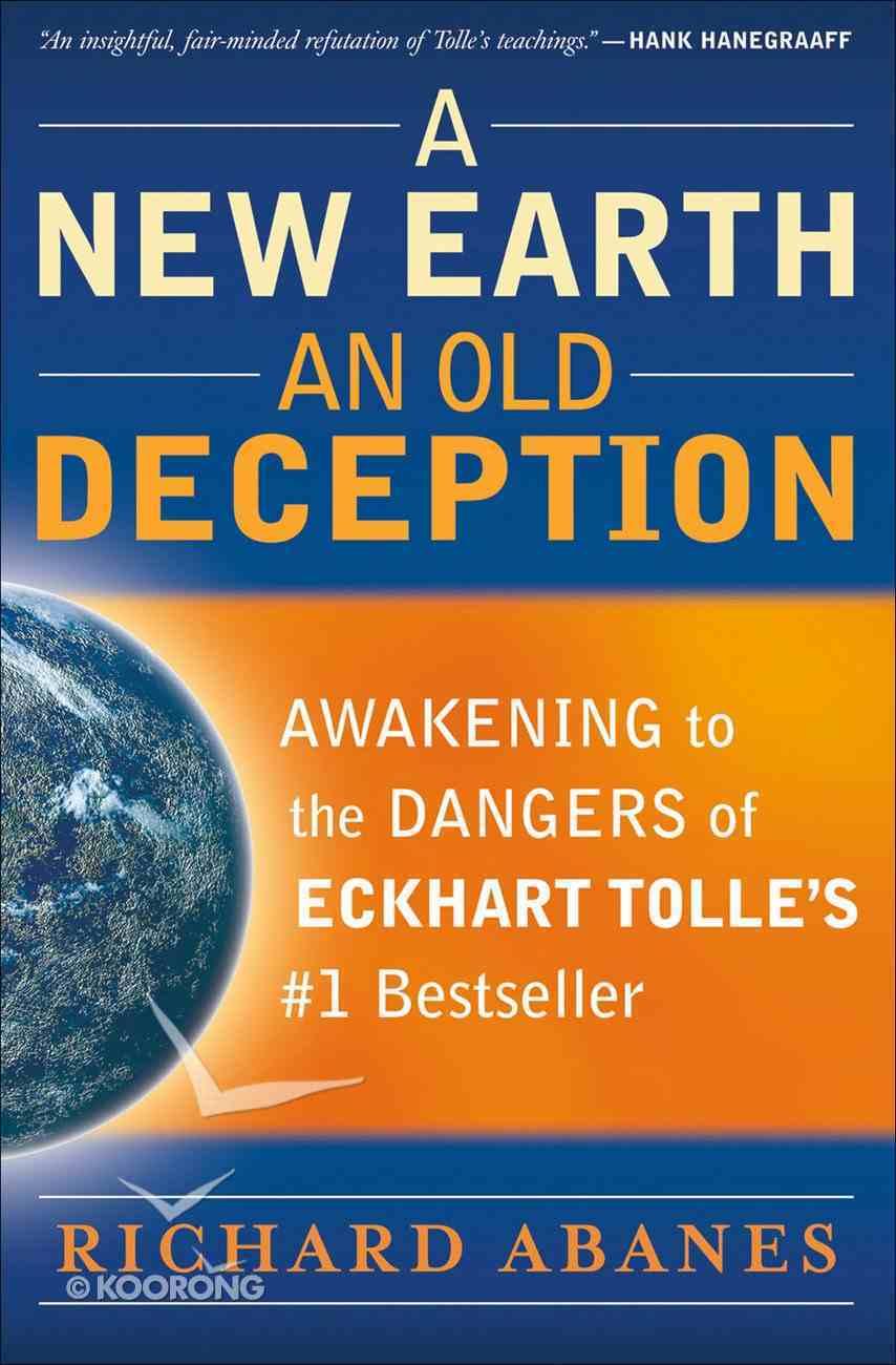 An New Earth eBook