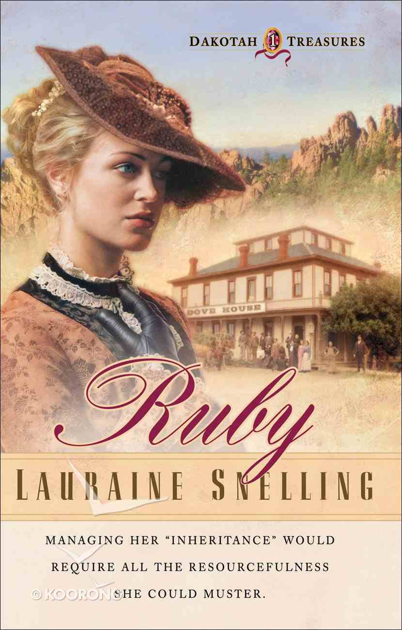 Ruby (#01 in Dakotah Treasures Series) eBook