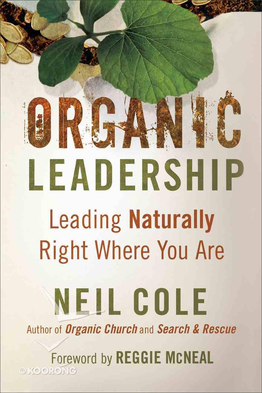Organic Leadership eBook