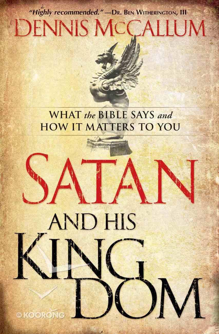 Satan and His Kingdom eBook
