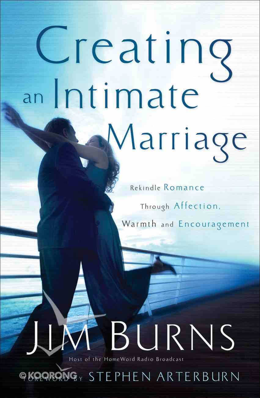 Creating An Intimate Marriage eBook