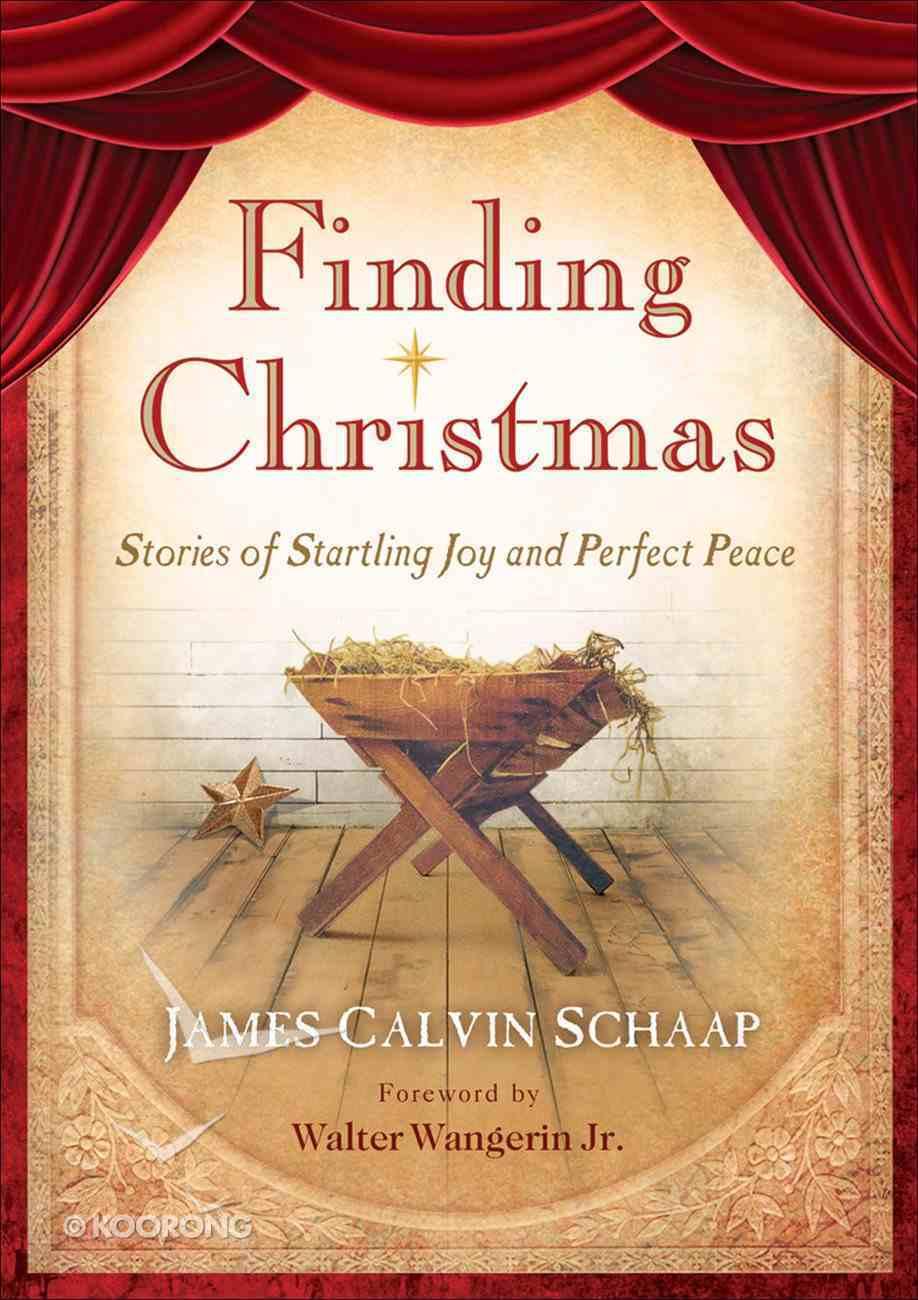 Finding Christmas eBook