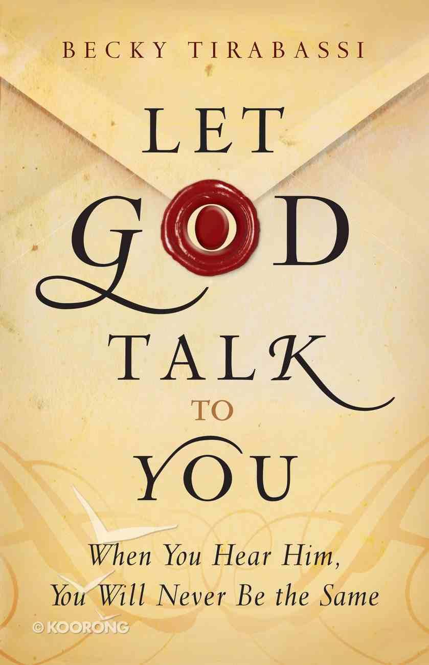 Let God Talk to You eBook
